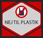 Vi støtter Nej til plastisk initiativer